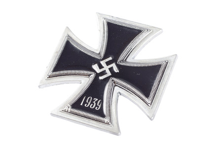nazi: nazi german award Iron Cross