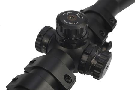 sniper scope isolated on white Reklamní fotografie