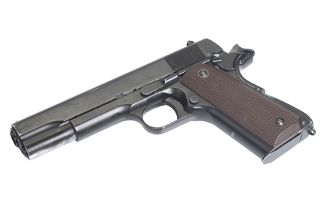 government M1911 isolated