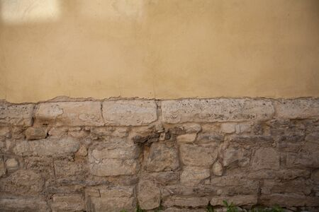Vintage old wall texture background Фото со стока - 130810380
