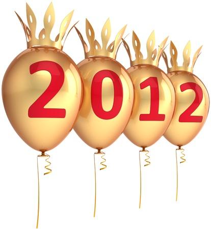 2012 New Year Stock Photo - 10020254