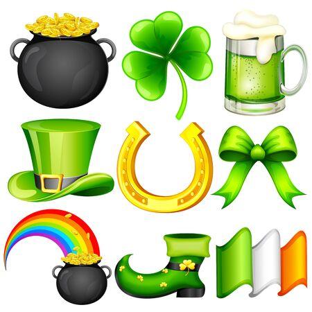 saint patrick's day: Saint Patrick s Day Object
