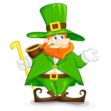 saint patrick's day: Laprachun on Saint Patrick s Day
