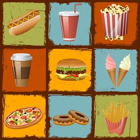 sandwich restaurant: Fast Food
