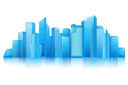 Modern Building Stock Vector - 18627737