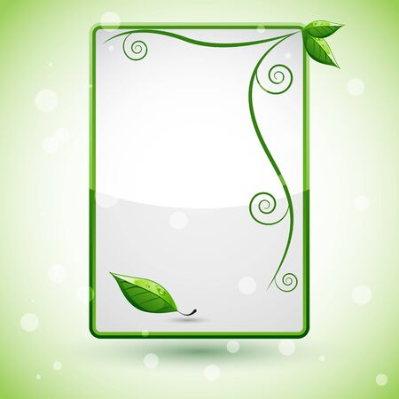 Fresh Leaf Background Stock Photo - 18955553