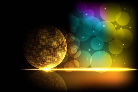 Shiny Disco Ball Stock Vector - 19113999