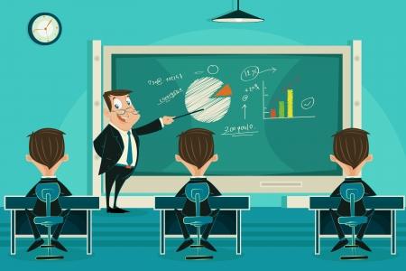 apprenticeship: Business Presentation Class