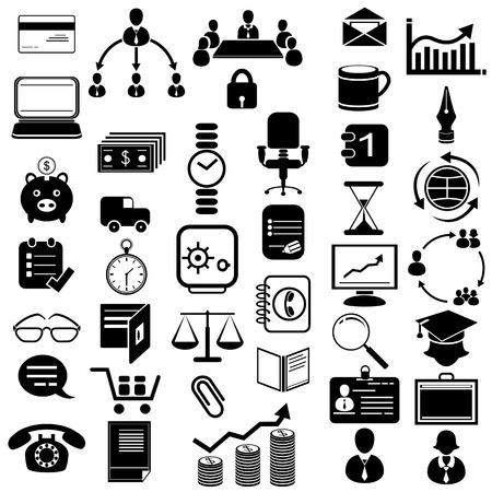 icone office: Bureau l'ic�ne