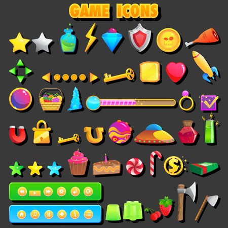 video gaming: Game Icon