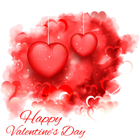 truelove: illustration of abstract Valentine Day Background