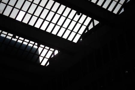 main: Taipei main station roof