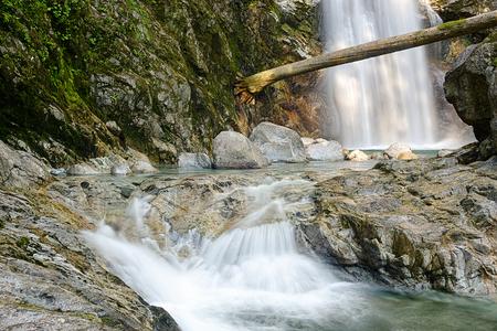 cascade: Cascade Falls BC