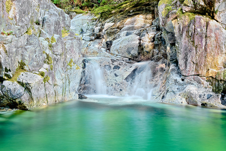 cascade: Lower Cascade Falls BC