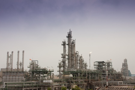 Gas refineries plants Editorial
