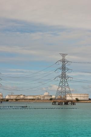 power plant Stock Photo - 10833857