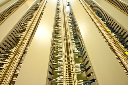 cable in slot photo