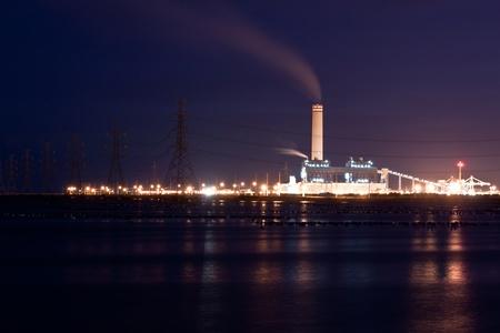 power plant Stock Photo - 11252915