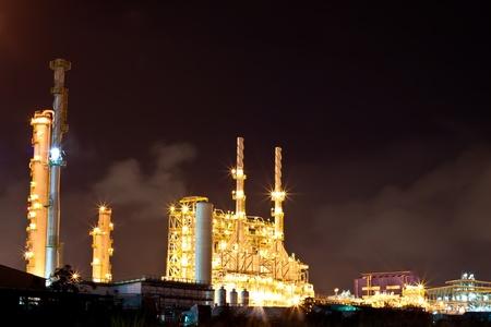 petrochemical plant Stock Photo - 11481922