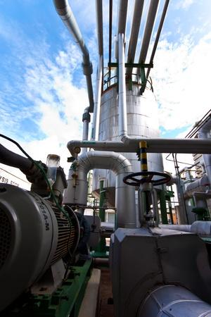 petrochemical plant Stock Photo - 11769775