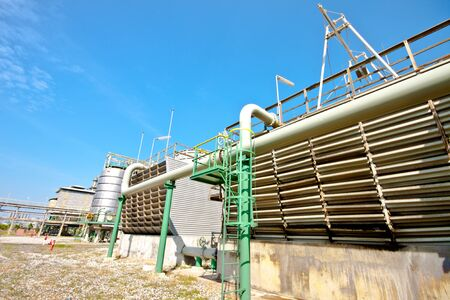 petrochemical plant Stock Photo - 12017845