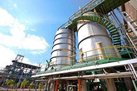 petrochemical plant Stock Photo - 12017843
