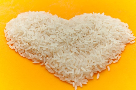 i love rice photo