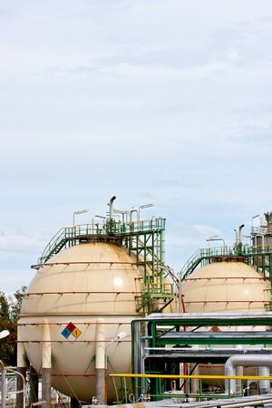 gas and fuel Storage Tanks