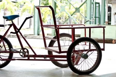 trishaw: Bicycle rickshaws