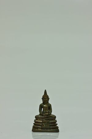 buddha is a Buddhist in temple of Thailand  Are common in Thailand   photo