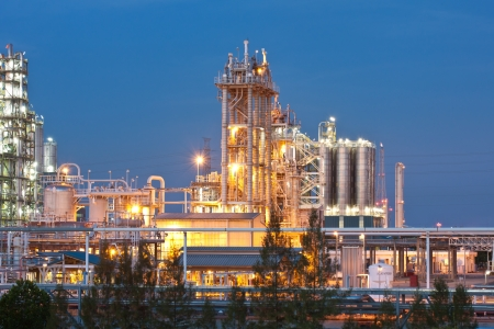 petrochemical plant  thailand