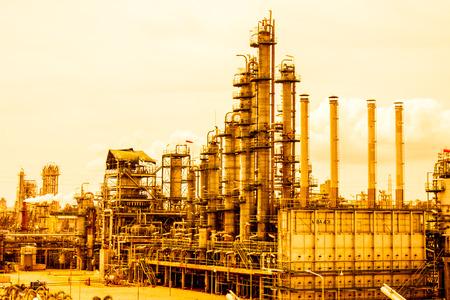 destilacion: La destilaci�n de la planta petroqu�mica