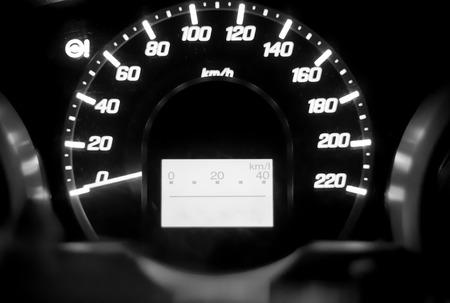 dashboard car: dashboard, car interior Stock Photo