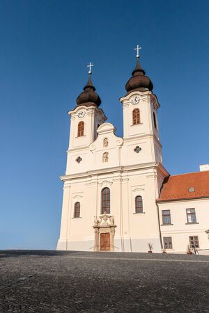 majestic: Abbey church in Hungary