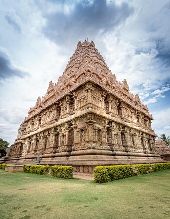 hindu god shiva: Ancient hindu temple of shiva