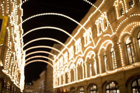 festoons: Festive city building with festoons