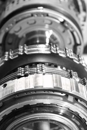 cam gear: Automobile Transmission