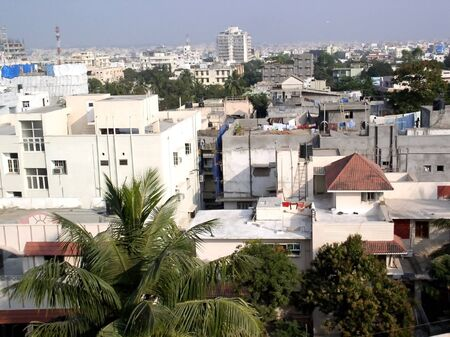 400 year old hyderabad a beautiful indian city      Stock Photo