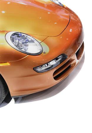 Close Up Shot Of Car Stock Photo - 1684231