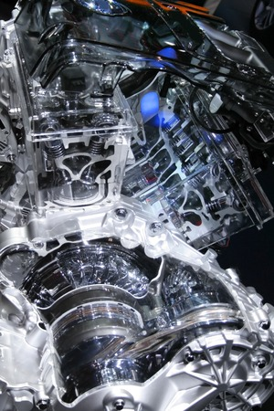 horse pipes: Automobile Engine