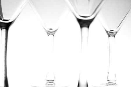 ambiente: WINE GLASS ABSTRACT