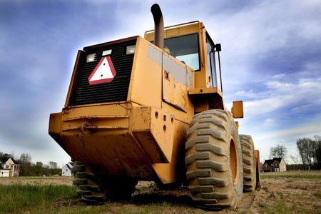heavy industry: Construction Equipment