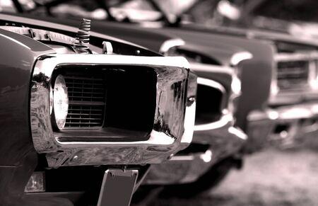Amerikaanse Muscle Cars