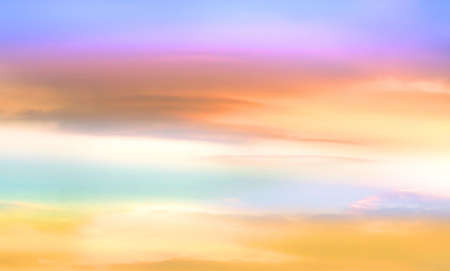Colorful Sky Background photo