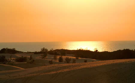 Sun Set Landscape Stock Photo - 2210688
