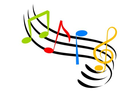 Music Notes Stock Photo - 2440558