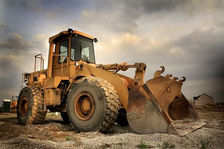 Construction Equipment Stock Photo - 2448379