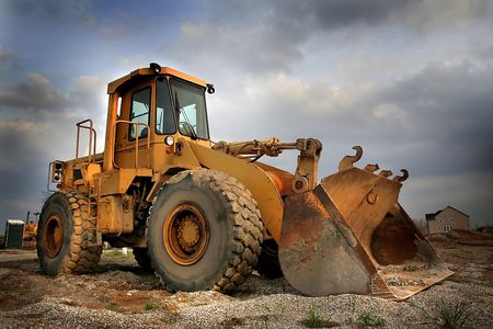 Construction Equipment Stock Photo - 2448363