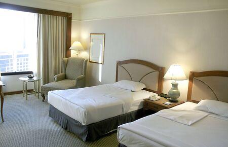 Luxury Hotel Room Stock Photo - 2478372