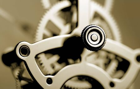 Clock Mechanical